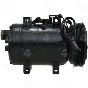 AC Compressor For Audi 80 90 100 A4 A6 A8 S4 S6 V8 (1 year Warranty) R67638