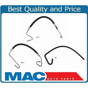 01-10 Silverado 2500HD 6.0L 8.1L 3 Hydroboost Power Steering Hose Kit 3pc