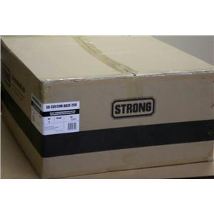 "Strong Custom Series Rack Base w/ Floor Casters 20"" Depth SR-CUSTOM-BASE-20D"