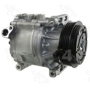 AC Compressor fits 2012-2017 Fiat 500 2014/2016-17 500L 2016-2017 500X (1YW)