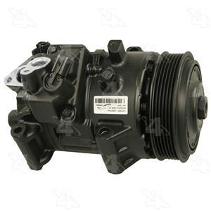 AC Compressor fits 2012-2017 Toyota Camry 2009-2012 RAV4 (1 Yr Warranty) R157367