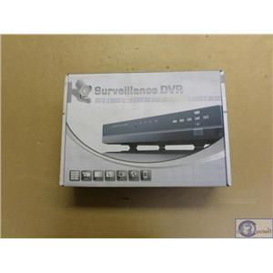 Brand New Zuum Media 4-Channel High Performance DVR 500GB DVR D4D1-WH-500G