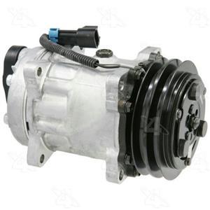 AC Compressor for 1996-06 FS65 2004 Freightliner FC70 FL50 (1 Yr Warranty)R58788