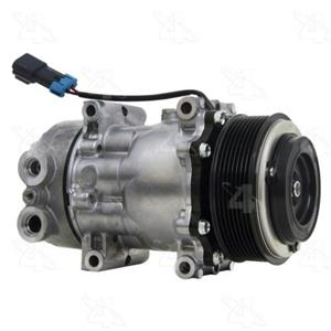 AC Compressor Sanden SD7H15 8 Groove (1 Year Warranty) R168525