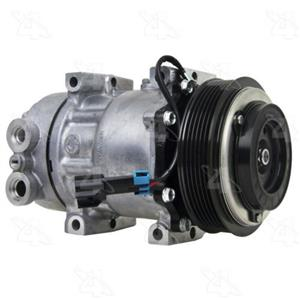 AC Compressor Sanden SD7H15 6 Groove (1 Year Warranty) R168527