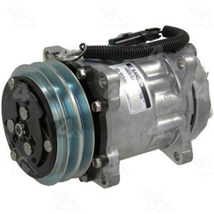 AC Compressor Sanden SD7H15 2 Groove (1 Year Warranty) R78553
