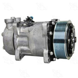 AC Compressor SD7H15 8 Groove (One Year Warranty) R158552