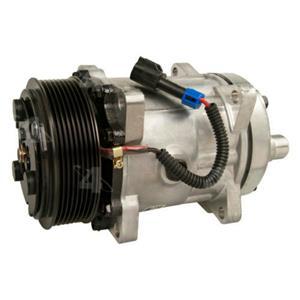 AC Compressor Sanden SD7H15 8 Groove (One Year Warranty) R158555