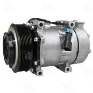 AC Compressor Sanden SD7H15 7 Groove (One Year Warranty) R168500