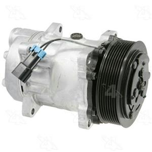 AC Compressor Sanden SD7H15 8 Groove (One Year Warranty) R58779