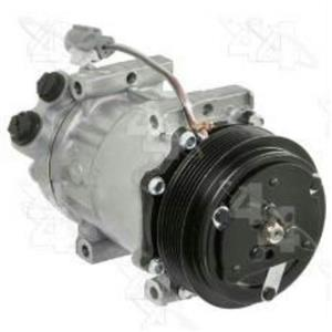 AC Compressor for 2011-2014 Ford F53 F59 6.8L (One Year Warranty) R78575