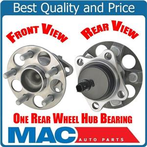 (1) 100% Brand New Rear Wheel Hub Bearing for Toyota Prius 2010-2015 PT512505