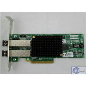 Dell Emulex LPE12002-M8 8GB Dual Port Fibre Channel HBA PCI-e C856M w/ SFPs