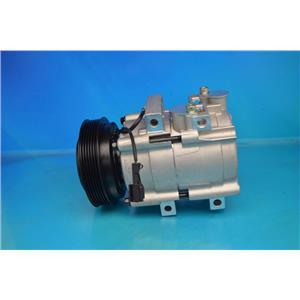 AC Compressor For Hyundai Santa Fe Sonata Kia Optima (1 year Warranty) NEW 57185