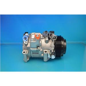 AC Compressor Fits Toyota Sienna Venza & Lexus ES350 (1YW) New 157366