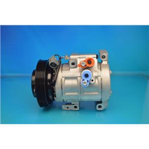 AC Compressor Fits Mazda 3 & 3 Sport Mazda 5 (1 Year Warranty) New 97122