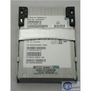 """HP 200GB 3G MLC SFF 2.5"""" SATA SSD 636623-B21 637067-001 MO0200EBTJU"""