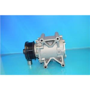AC Compressor For Lincoln LS Jaguar S & X Type (1 yr Warranty) Premium R77586