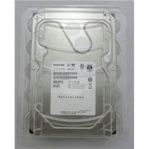 "Toshiba MK2001TRKW 2TB 3.5"" 7.2K SAS 6 Gbps 16MB Cache HDD3A01WRK51 Refurbished"