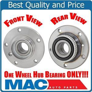 (1) 100% All New Wheel Bearing Assembly FRT  for 92-99 318I 01-05 330i 94-06 M3