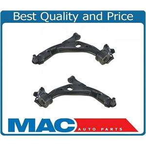 (2) 100% New Front Lower Control Arms With Ball joints Fits Mazda CX-9 07-14