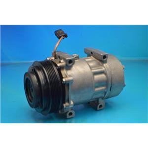 AC Compressor For Sanden 4307 Kenworth Peterbilt (1 Year Warranty) Reman 4307