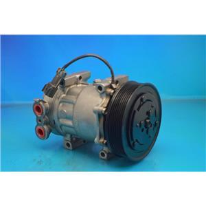 AC Compressor For Sanden 4802 08-09 Freightliner Bridge W/Detroit Diesel  Reman