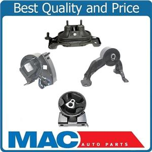 (4) Motor Mounts  Fits 11-15 Town & Country Grand Caravan Routan Ram C/V 3.6L