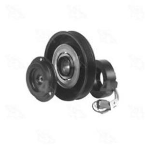 AC Compressor Clutch For 1989 1990 1991 1992 Ford Probe 2.2L Reman 77355