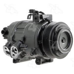 AC Compressor fits 2013-2015 Ford Fusion (1 Year Warranty) Reman 197357