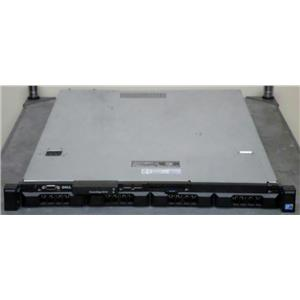 "Dell R410 V2 4-Bay 3.5"" Barebones 2x PSU, No DVD, No CPU, No RAM, No Hard Drive"