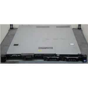 "Dell R310 4-Bay 3.5"" 2x PSU, 1x Intel X3440 4x 2GB DIMM, 1x DVD, No Hard Drives"