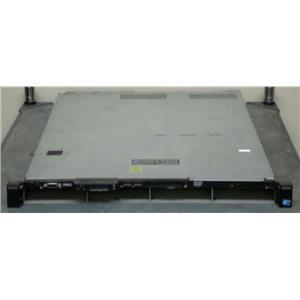 """Dell R310 4-Bay 3.5"""" 1x Intel X3430, 4x 1GB DIMM, 1x DVD, No Hard Drives, No PSU"""
