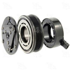AC Compressor Clutch For Audi Seat Volkswagen  Reman 97348