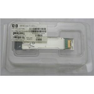 Brand New HP StorageWork 8Gb ShortWave Fibre SFP+ AJ718A PLRXPL-VE-SH4-3H