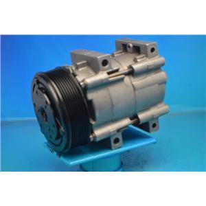 AC Compressor For Ford F250 F350 F450 F550 Super Duty Cougar (1 Year W) R57161