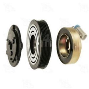 AC Compressor Clutch for Nissan NX Sentra Tsuru 1.6L  57451 Reman