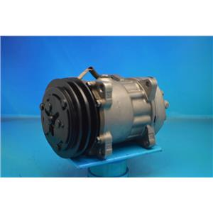 AC Compressor for GMC C6500 C7500 Chevy C60 C70 P30 G (1 Year Warranty) R68594