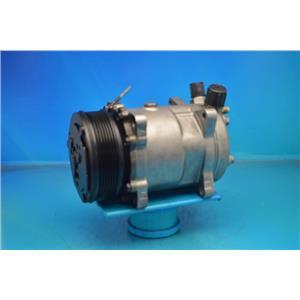 AC Compressor For  Chevy P20 P30 GMC P2500 P3500 P4500 (1 Year Warranty) R57552