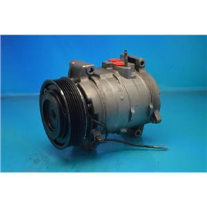 AC Compressor Fits 2003-2011 Honda Element  (One Year Warranty) Reman 77372