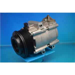 AC Compressor For Ford E-350 E-450 [Super Duty] 6.0L (1 year Warranty) R 67197