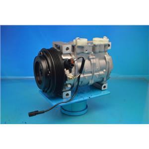 AC Compressor Fits 2002-2007 Suzuki Aerio  (1 Yr Warranty) NEW OEM 97340