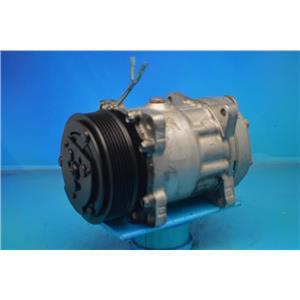 AC Compressor for Chevy C60 C70 C6500 C7500 GMC 6000 7000 (1 Yr Warranty) R78597