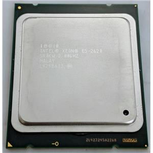 Intel Xeon E5-2620 SR0KW Hexa-Core 2.00GHz LGA2011 15MB Cache 3600MHz