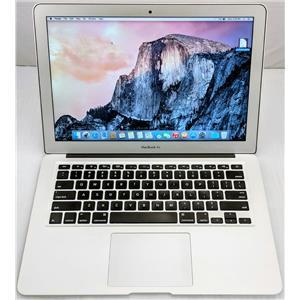 """Apple Macbook Air MD760LL/A 13.3"""" i7-4650U 1.7GHz 128GB SSD 8GB RAM A1466 OS X"""