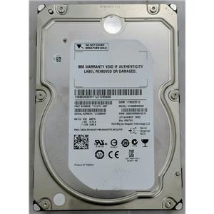 "IBM 4TB 7.2K 6Gbps 3.5"" LFF SAS Hard Drive 00D5320 ST4000NM0043"