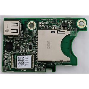 Dell Internal Dual SD Media Card Reader For M520 M620 Server 210Y6