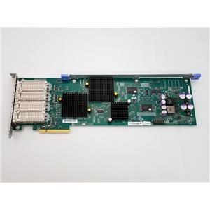 NetApp 4-Port X2067-R6 111-00625 6Gb SAS Adapter Controller 4-Port I/O