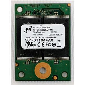 NetApp Micron RealSSD e230 2GB BootMedia 501-01104+A0 MTFDCAE002SAJ-1M1 9-Pin