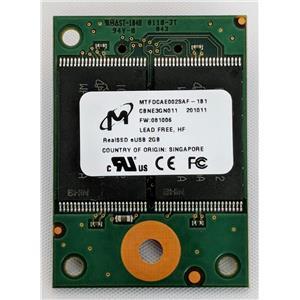 Micron RealSSD eUSB 2GB Flash Memory BootMedia MTFDCAE002SAF-181 9-Pin